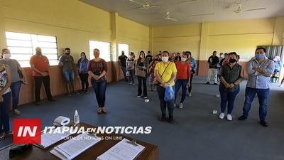 ANDRES MOREL PROPONDRÁ LA DESCENTRALIZACIÓN DE LA MUNICIPALIDAD EN LOS BARRIOS