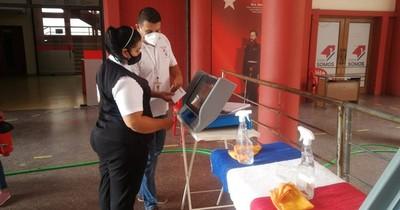 La Nación / La ANR ya cuenta con las máquinas de votación para capacitar a electores