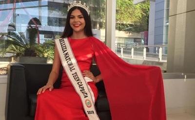 Hallan cuerpo sin vida de Camila Medina (17), Belleza Natural Teen Capiatá 2019