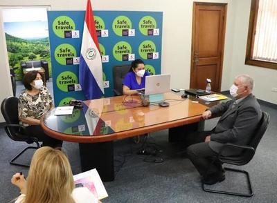Senatur e Itaipu coordinan fortalecimiento turístico del Alto Paraná
