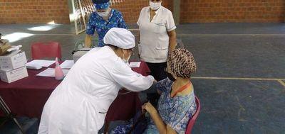 Ya está habilitado segundo vacunatorio en Lambaré