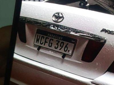 Minga Guazú: Roban un vehículo en el estacionamiento de un hospital