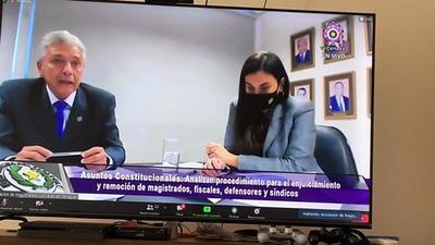 Magistrados piden eliminar la oficiosidad del JEM