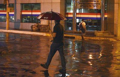 Fenómeno climático  trae  moderadas lluvias y descenso de la  temperatura