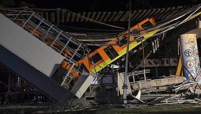 México: solicitarán peritaje internacional por desplome de metro
