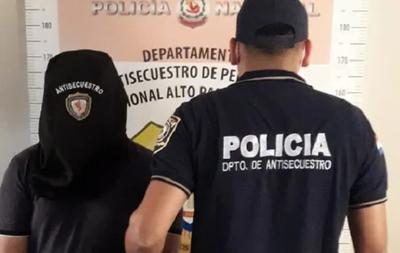 Detienen a un hombre tras fingir su secuestro en Ciudad del Este