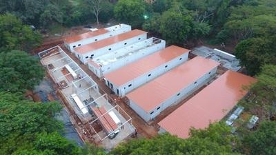 Construirán el primer Pabellón de Contingencia en el Chaco