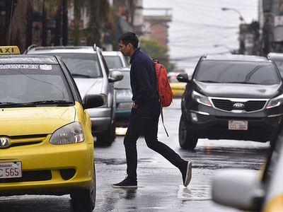 Meteorología anuncia lluvias y descenso de temperaturas