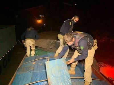 Más de 1,5 millones de GRUESA de CIGARRILLOS paraguayos cae en BRASIL en un solo día