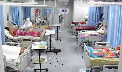 Covid-19: Hospital Nacional de Itauguá sin camas disponibles a causa de la alta ocupación