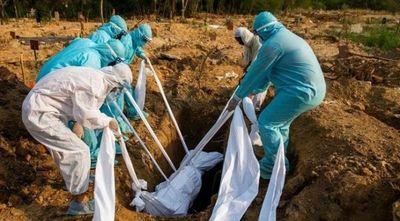 Brasil vuelve a rozar las 3.000 muertes por COVID-19