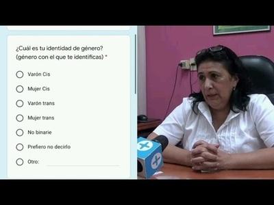 DIRECTORA GRAL. DEL CREE: ''ASUMO QUE NO LEÍ ESA ENCUESTA''
