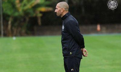 Orteman repetirá esquema y jugará con un solo punta ante Inter