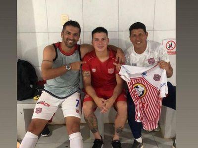 La vuelta de Sasá a las raíces del fútbol