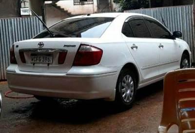 Roban automóvil estacionado en el hospital distrital de Minga Guazú