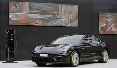Arriba a Paraguay el nuevo Porsche Panamera