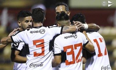 Versus / Olimpia desafía a Inter en Porto Alegre