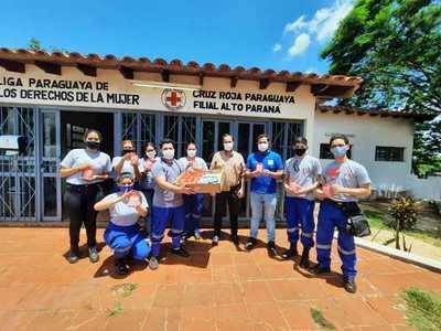 Instan a ser voluntarios en tres colectas monetarias que organiza la Cruz Roja