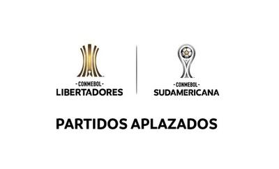 Conmebol: cambian sede de partidos en Colombia