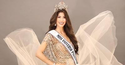 La Miss Universe Paraguay, Vanessa Castro, explicó finalmente su situación