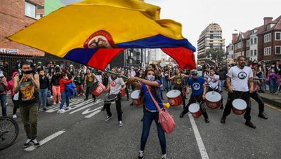 Sigue el paro nacional en Colombia