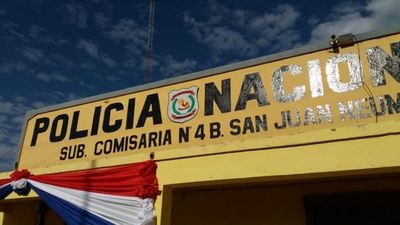 Motochorros armados despojaron a un joven de su motocicleta en San Juan Neuman