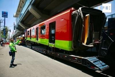 El 82,7 % de los mexicanos piensa que accidente del metro fue por negligencia