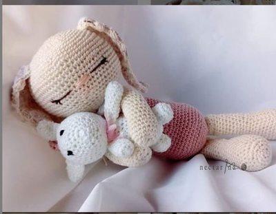 Amor maternal transmitido en cada muñeco