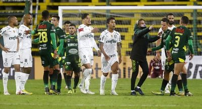 Versus / Con Gustavo Gómez como capitán, Palmeiras camina perfecto en la Libertadores