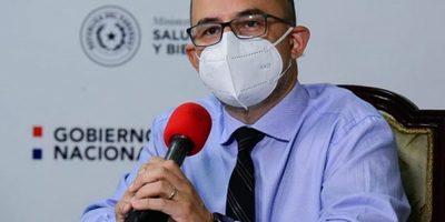 Una brigada fue a vacunar al exfiscal general Rubén Candia, confirma director del PAI