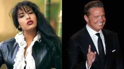 La fotografía de Selena y Luis Miguel que desató rumores de un crossover en Netflix