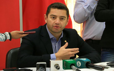 Pedro Alliana es reelecto como presidente de Diputados