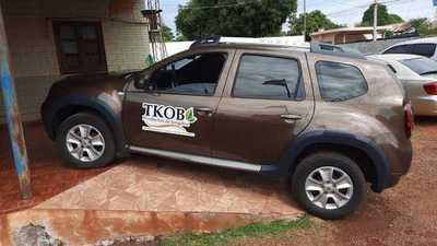 Recuperan en CDE un vehículo denunciado como robado en Foz de Yguazú en el 2019