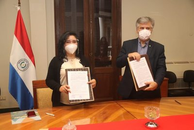 Alianza entre el Ministerio del Interior y la Senatur para promover la seguridad turística