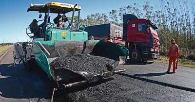 La Nación / MOPC cerró el primer cuatrimestre con ejecución de G. 1,02 billones en inversiones