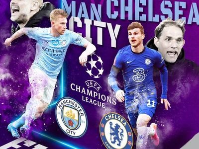 Manchester City-Chelsea, tercera final inglesa