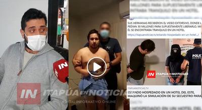 """""""AUTOSECUESTRADO"""" TIENE FRONDOSOS ANTECEDENTES POR ESTAFAS, DENUNCIAN"""