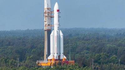 Posibilidad de que el cohete chino caiga sobre el territorio paraguayo es mínima, según experto