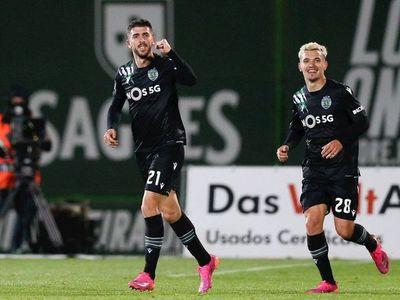 Sporting de Lisboa está a un paso del título en Portugal