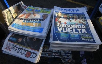 Parlamento salvadoreño decide que ahora los periódicos deberán pagar impuestos