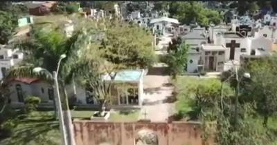 La Nación / Cementerio de San Pedro al borde del colapso y aguardan habilitación de otro campo santo