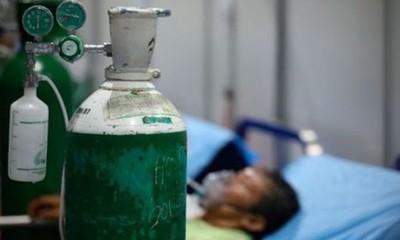 Dramático: No hay suficiente oxígeno en Villa Elisa