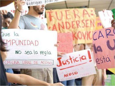 UNA: Tras cinco años, docente admite acoso y coacción sexual contra estudiante