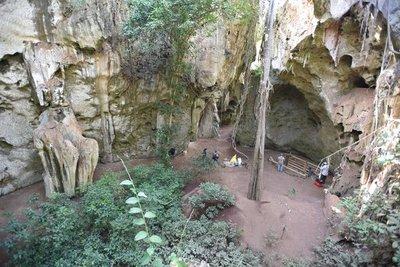 Encontraron el sitio funerario más antiguo de África