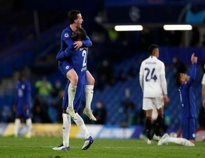 ¡Fue superior! Chelsea arrolló al Real Madrid y clasificó a la final de Champions