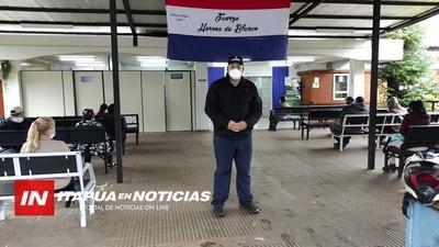 LUCHAR CONTRA EL COVID-19, DESDE LA PERSPECTIVA DE UN PACIENTE RECUPERADO