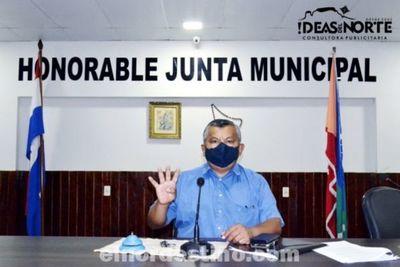 Voz y Experiencia: Concejal Municipal Agustín Torres Recalde, tres décadas de servicio a la comunidad de Pedro Juan Caballero