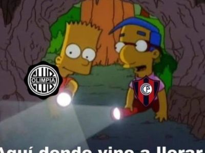 Olimpia pasa papelón en Brasil y estallan memes
