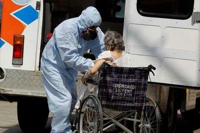 Muertes por covid-19 rozan las 6.800 y hay 2.307 nuevos infectados