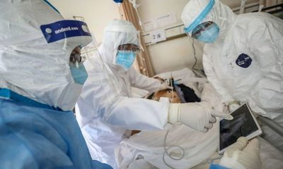 Salud reporta que coronavirus deja 76 fallecidos y 2.307 contagiados
